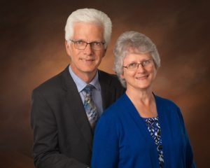 Stephen & Karen Wickham